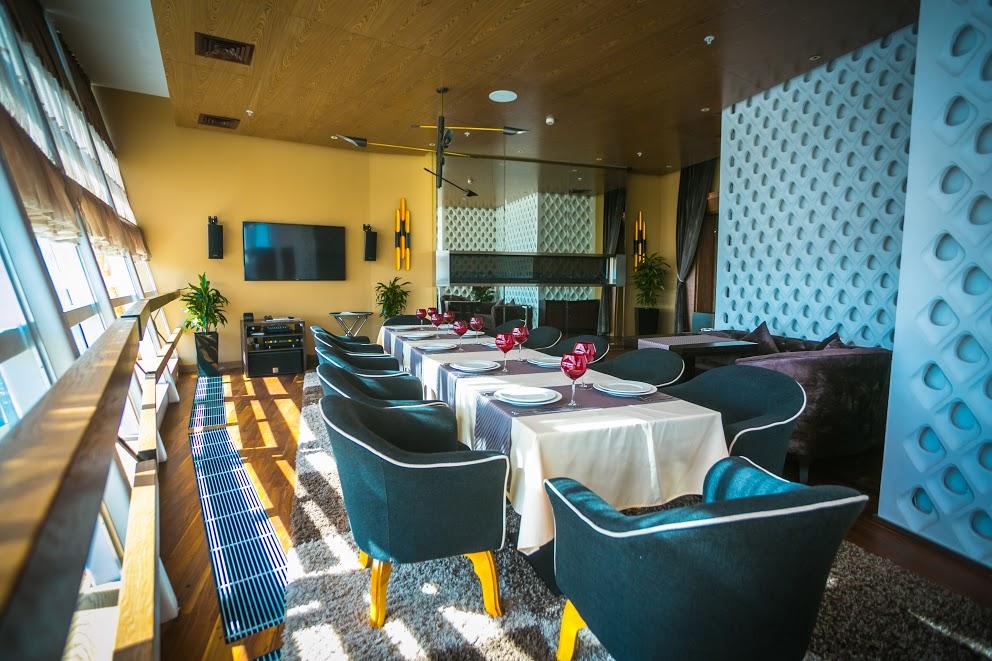 VIP. 12 ресторанов с vip зоной