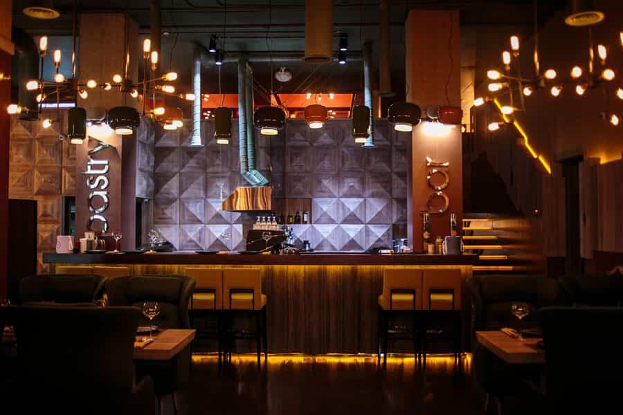 LAПША bar&wok