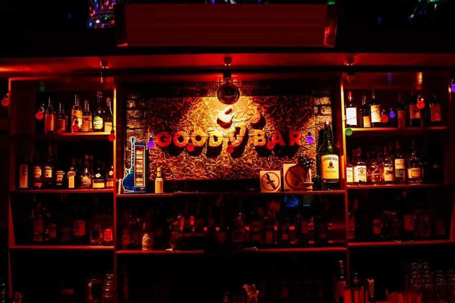 Good bar / Гуд бар