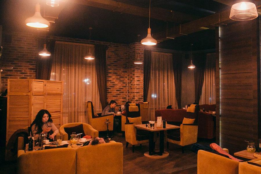 Мята Lounge ЖК Премьера
