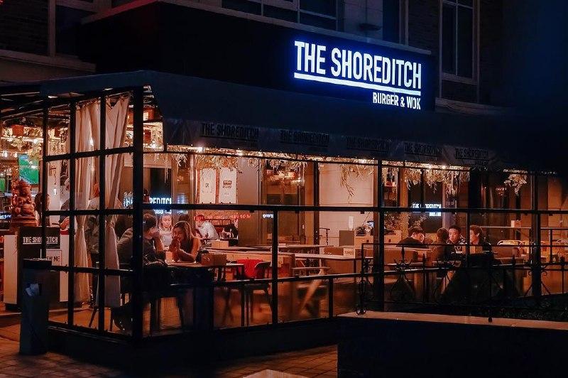 (Временно Закрыт) The Shoreditch / Шордич