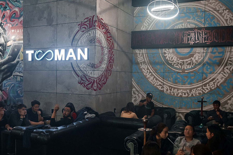 Tooman